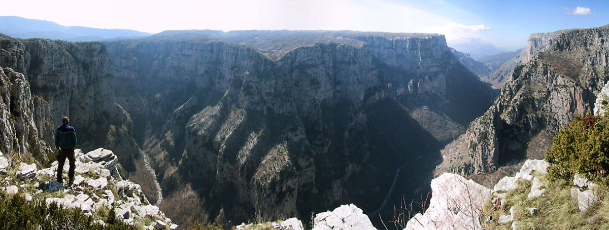 Vikos-gorge