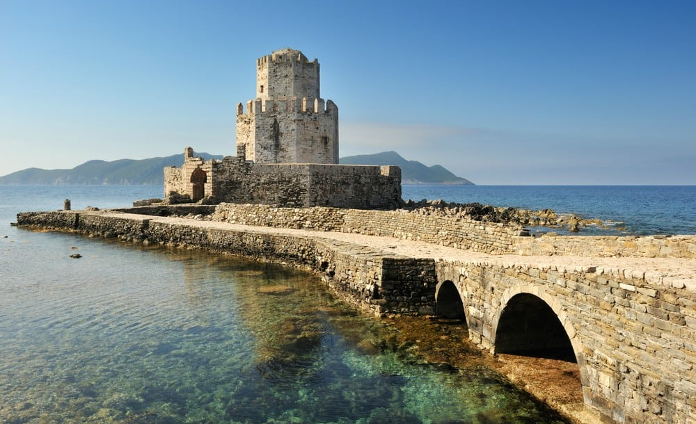 Peloponnese tours by Grecianlux