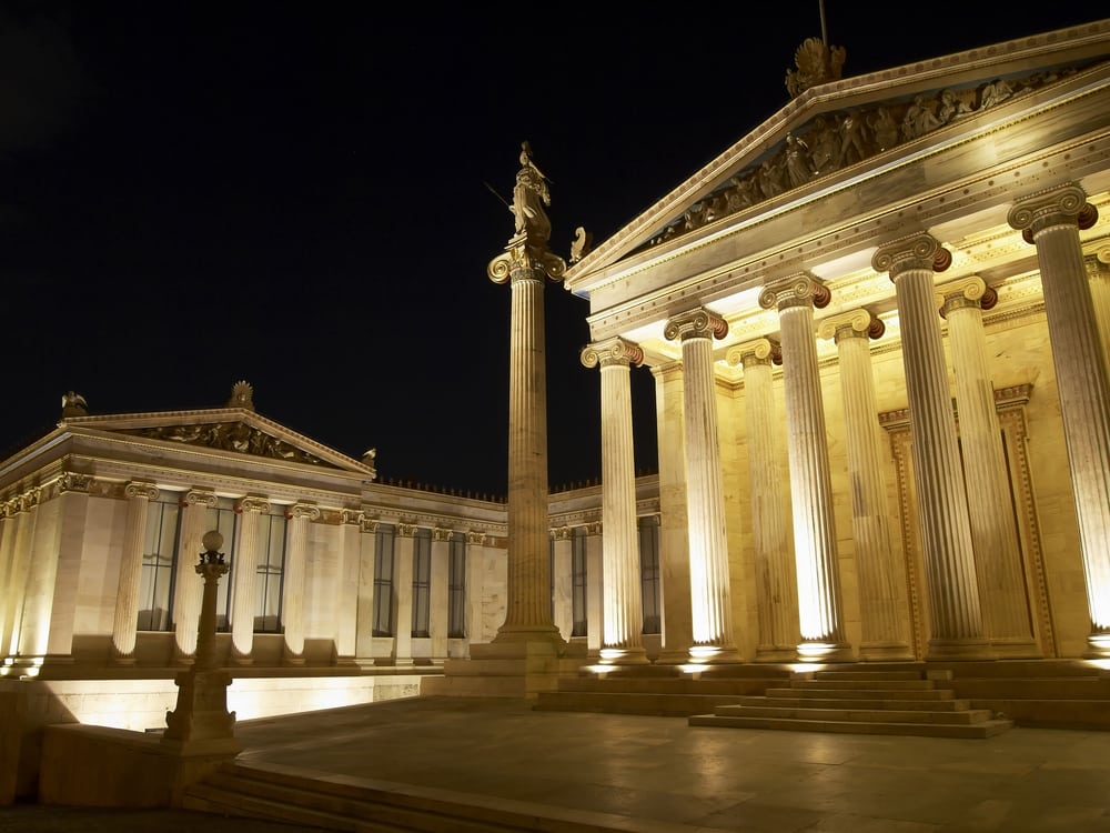 Athens by night tours