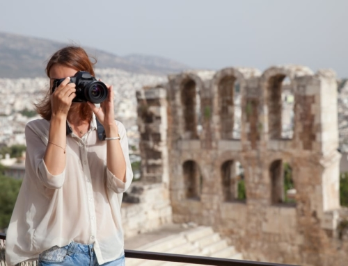 "The best ""Instagram"" spots to snap a photo in Athens."