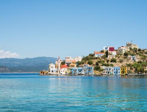"Greece ""Islands off the beaten path""."