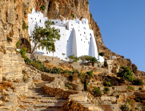 Greek islands off the beaten path: Explore Amorgos