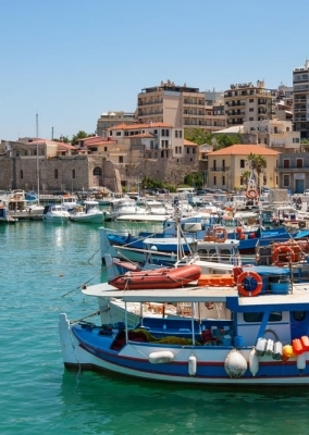 Private Iconic Heraklion tour