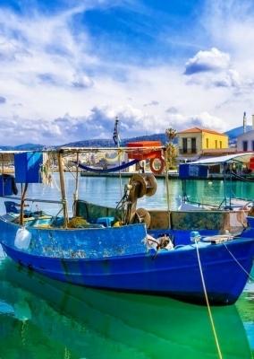 Rethymnon, old town walking tour