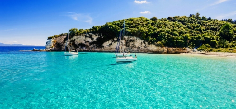 The Ionian Sea Islands