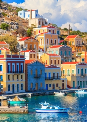 """Greece, The Jewels of the Dodecanese"" tour. Greek Islands."