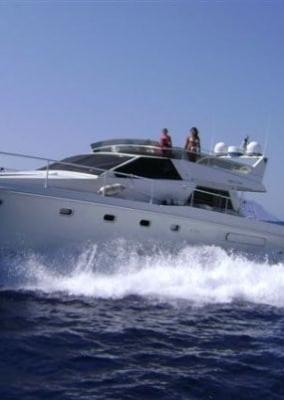 Luxury yacht charters in Elounda